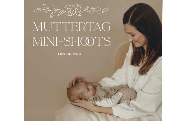 Fotoshooting Aktion Muttertag Fotografie Fotostudio Linz Oberösterreich Bildstadt Studios